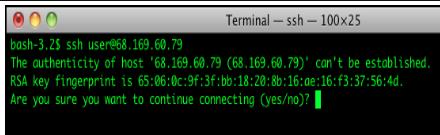 cPanel SSH access