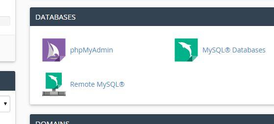 phpmyadmin-database-utility