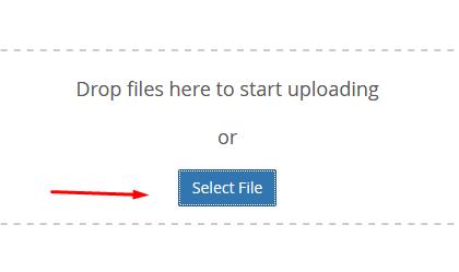 Host Linux Shared Hosting Files
