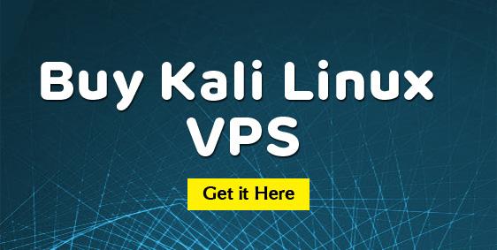 Kali Linux VPS