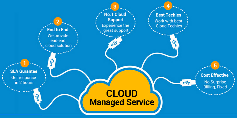 Cloud Managed Service in India