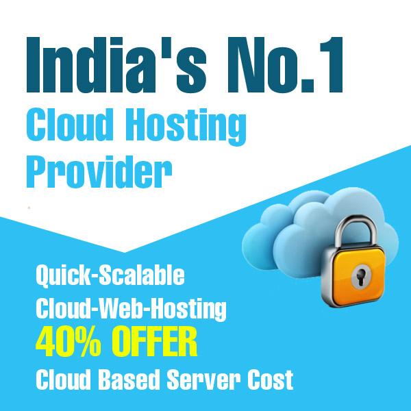 Get High Secured Cloud Hosting
