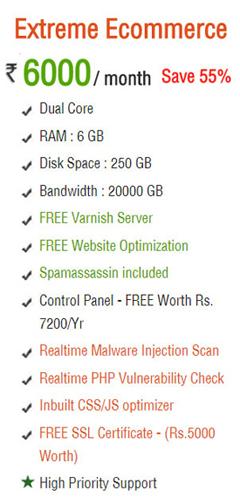 Fully Managed Extreme E-Commerce VPS